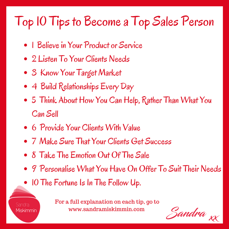 Dating someone in sales